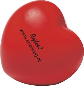 Relatiegeschenk Anti-stress figuur Hart