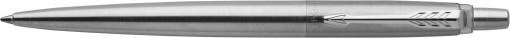 Relatiegeschenk Parker Jotter steel balpen bedrukken