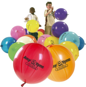 Relatiegeschenk Punchball