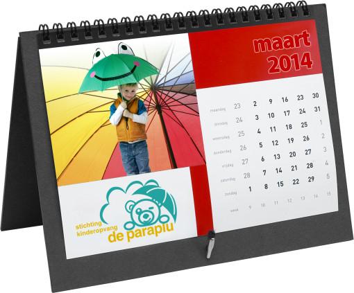 Relatiegeschenk Bureau omslagkalender bedrukken