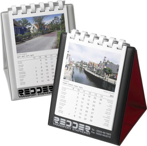 Relatiegeschenk Bureau omslagkalender Nederland bedrukken