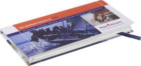 Relatiegeschenk Custom - made full-colour print pointer zakagenda