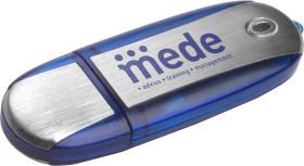 Relatiegeschenk USB stick Two Tone