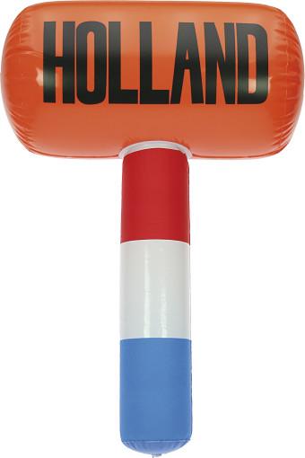 Relatiegeschenk Opblaasbare hamer Hup Holland