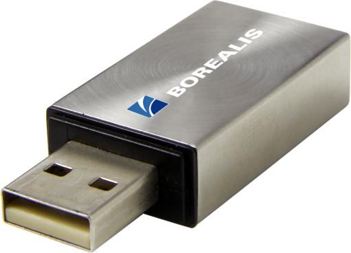 Relatiegeschenk USB stick Massive bedrukken