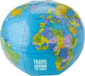 Relatiegeschenk Strandbal Globe