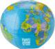 Relatiegeschenk Strandbal Globe bedrukken