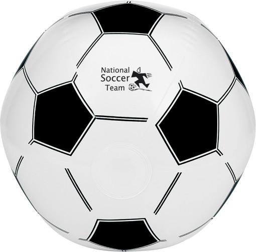 Relatiegeschenk Strandbal Soccer bedrukken
