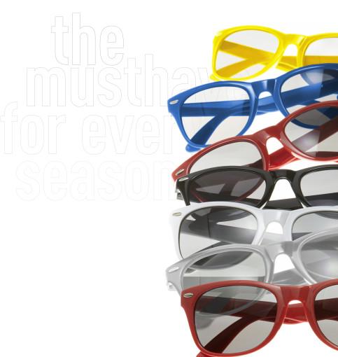 Relatiegeschenk Zonnebril Classic bedrukken