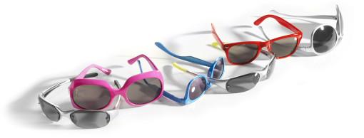 Relatiegeschenk Zonnebril Sports bedrukken