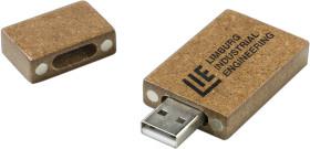 Relatiegeschenk USB stick Paper