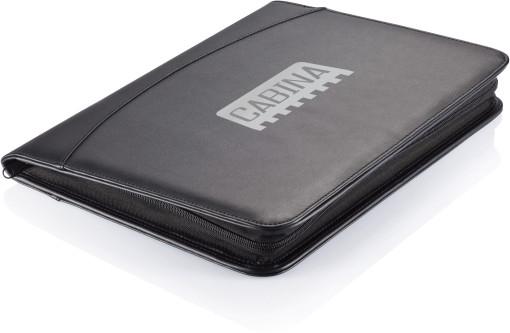 Relatiegeschenk Portfolio Essential Zipper bedrukken