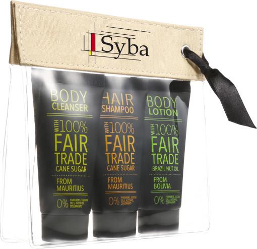 Relatiegeschenk Fair Trade Cadeauset bedrukken