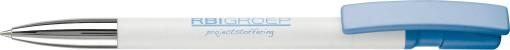 Relatiegeschenk Pen Nash Metal Colour bedrukken