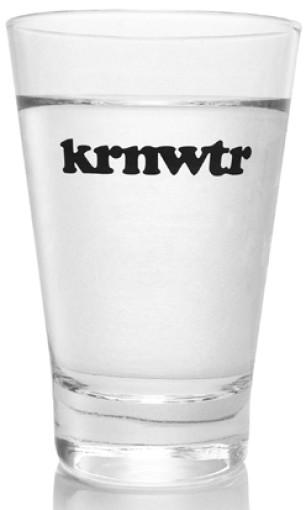 Relatiegeschenk Glazen KRNWTR bedrukken