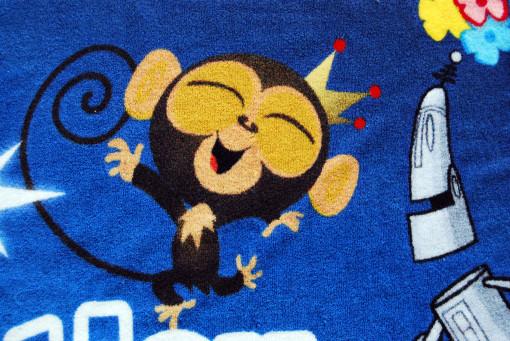 Relatiegeschenk Handdoek (full colour) bedrukken