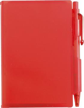 Relatiegeschenk Notitieboekje Compact met balpen