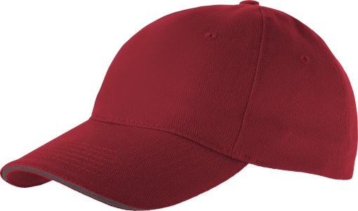Relatiegeschenk Cap Garnet bedrukken
