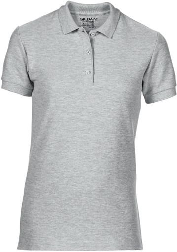 Relatiegeschenk Gildan Premium Cotton Polo Heren bedrukken