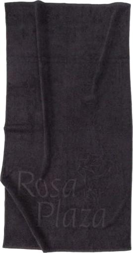 Relatiegeschenk Handdoek met reliëf inweving