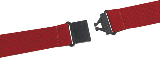 Relatiegeschenk Keycord Safety Phone - Full colour bedrukken