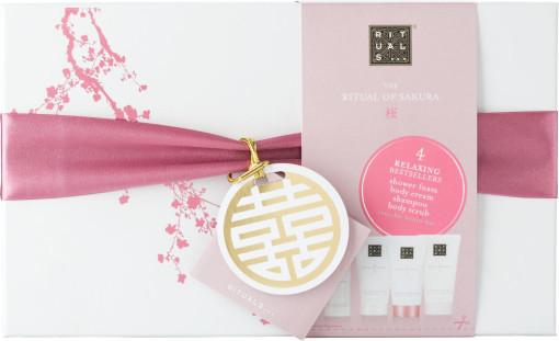 Relatiegeschenk Ritualspakket Sakura Small